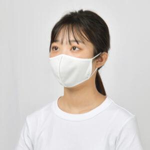 3層構造の抗菌マスク1